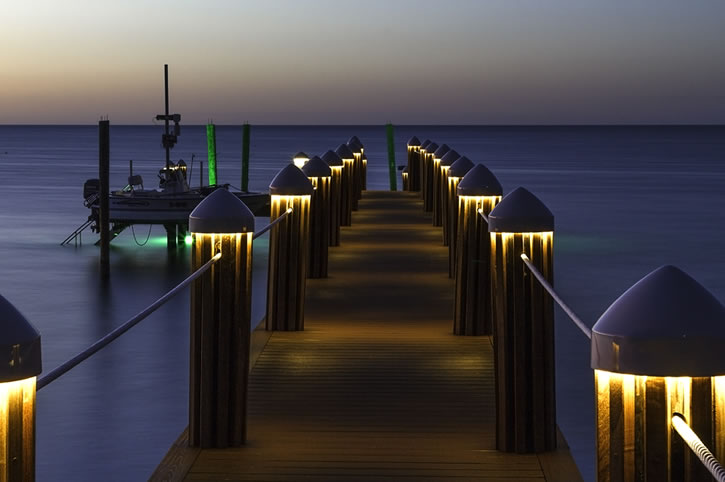 gulf coast lightingwaterfront lighting